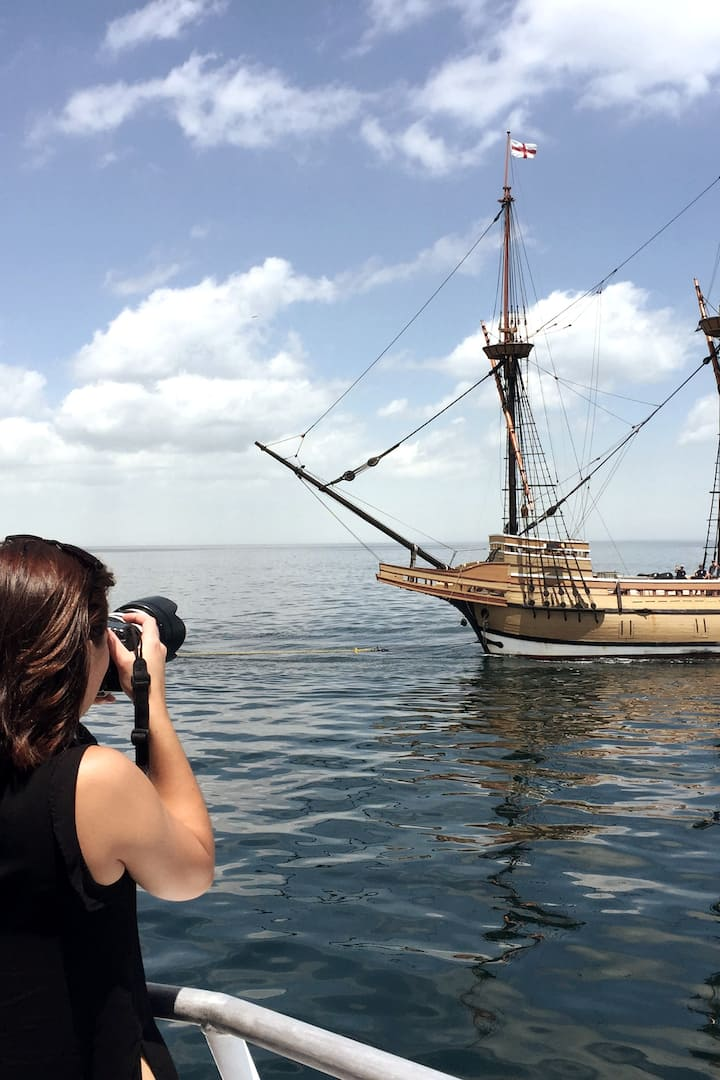 The Mayflower 2