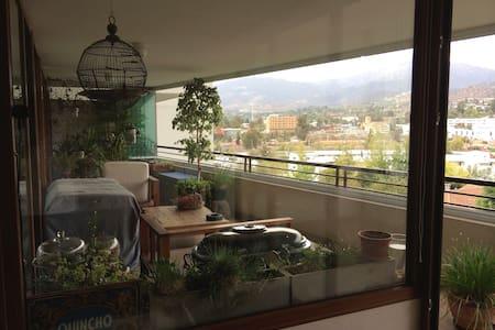 Habitacion individual + baño - Lo Barnechea