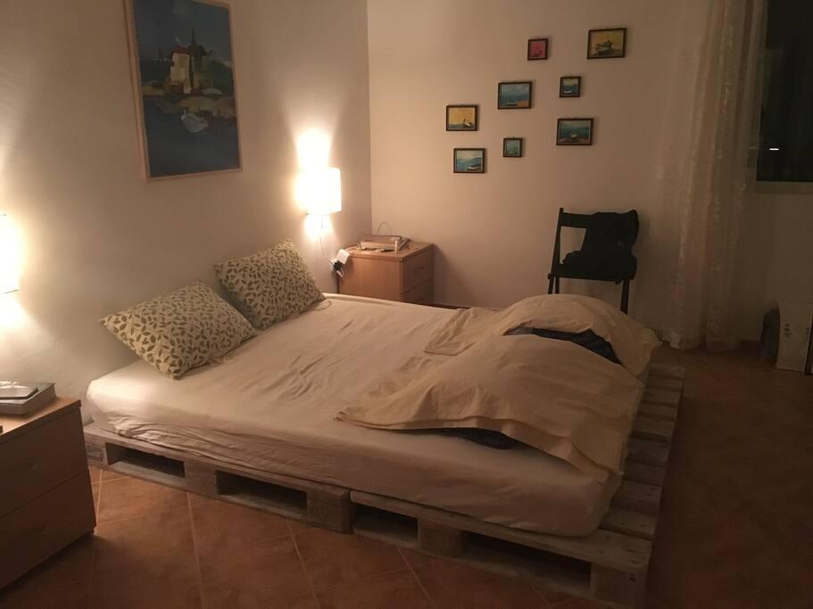 Dobbelt soveværelse - Master bedroom