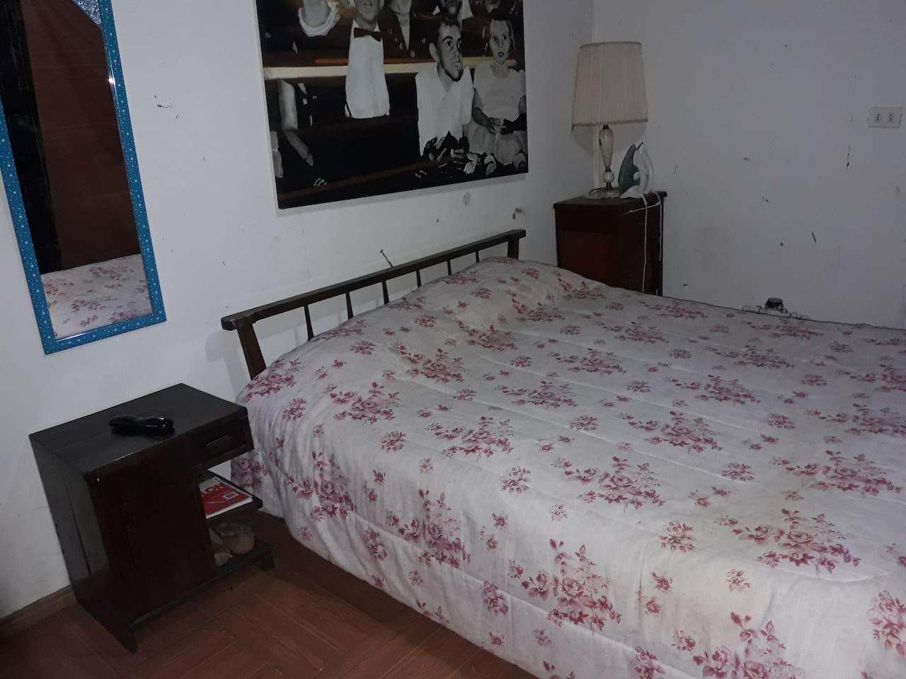 Dormitorio amplio y privado