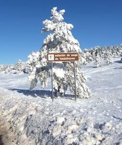 Casa Virgen de la Vega, Esquí Valdelinares