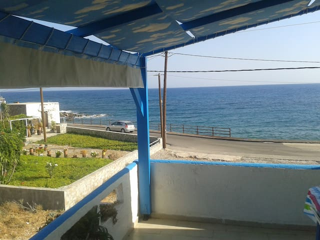 Appartments 10 meters from beach - Παραλία Μιλάτου - Pis
