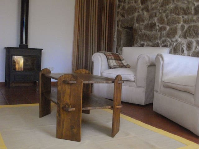 Habitación doble superior (Suite) - Ferreira de Pantón - Penzion (B&B)
