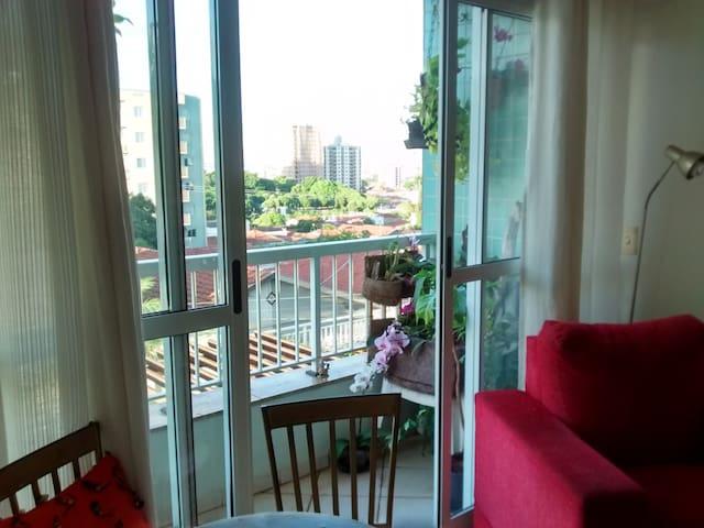 Piracicaba (prox ESALQ/CENA/Centro) - Fácil acesso - Piracicaba - Lägenhet