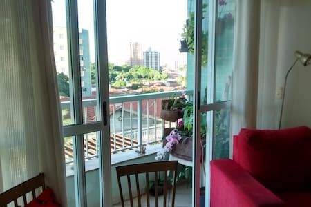 Piracicaba (prox ESALQ/CENA/Centro) - Fácil acesso - Piracicaba - Apartment