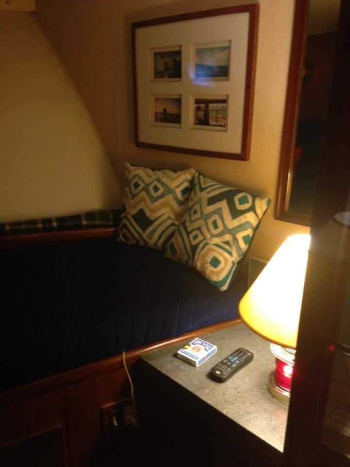 Luxury Bow Stateroom
