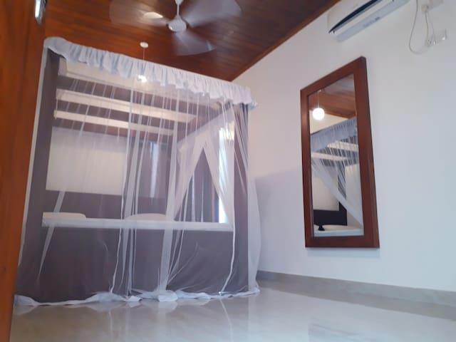 Deluxe new luxury AC double room (30% off)