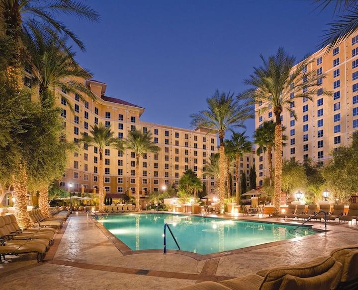 Wyndham Grand Desert 1 BR Mini Suite, SATURDAY Check-In