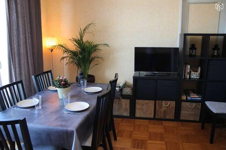 La cigogne - Colmar - Appartement
