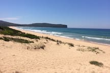 North Durras Beach - just 3 minutes away....
