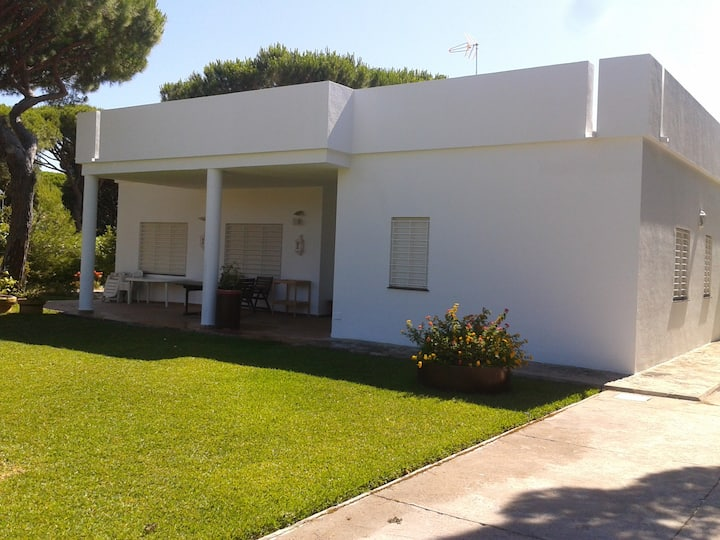Villa en Roche a 500 m de la playa