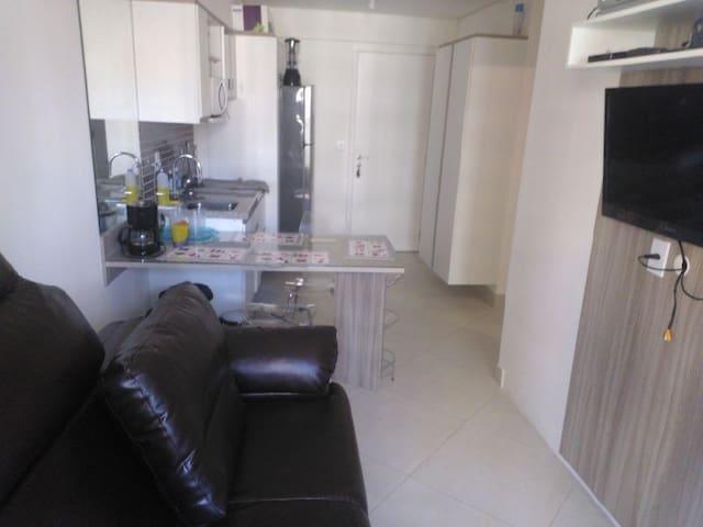 Luxuoso Flat na Beira Mar-Landscape - Fortaleza - Apartamento