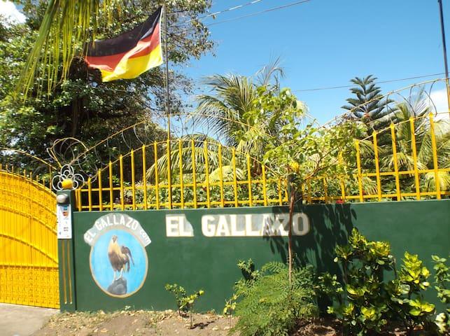 Sonnys Cabinas - Moyogalpa - House