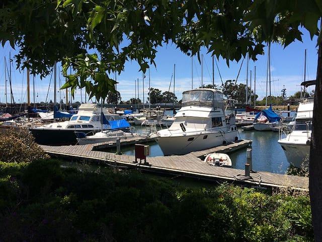Sunny Yacht - Historic Oakland - Oakland - Loď