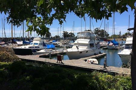 Sunny Yacht - Historic Oakland - Oakland - Barca