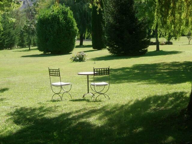 Chambre d'hôte Le Jardin   Abricot - Laragne-Montéglin - Bed & Breakfast