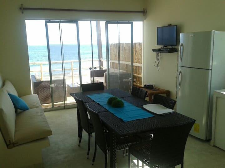 Dpto 2do piso frente al mar  CanoasPunta Sal  Wifi