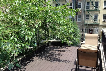 Charming 1 Bedroom in East Village - New York - Apartment