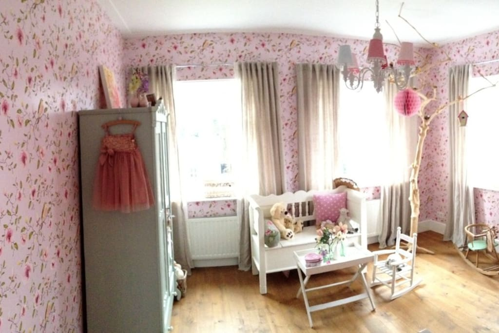 De meisjeskamer
