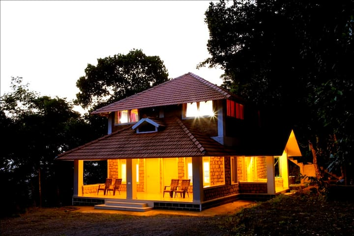 Rock Haven Hermitage Wayanad - Kalpetta - Bed & Breakfast