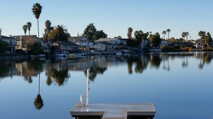 Delta Perfect: Stay on Willow Lake!