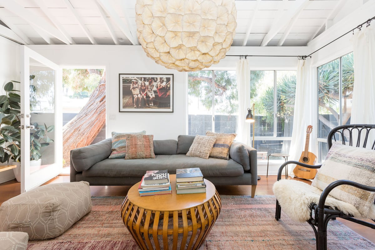 Bright, Open, and Peaceful House near Abbot Kinney