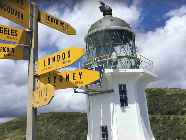 Kaitaia gateway 2 north Cape Reinga 90 mile beach