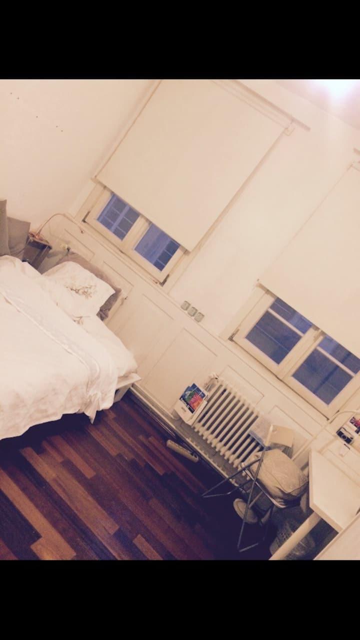 Gemütliches Zimmer in der Altstadt