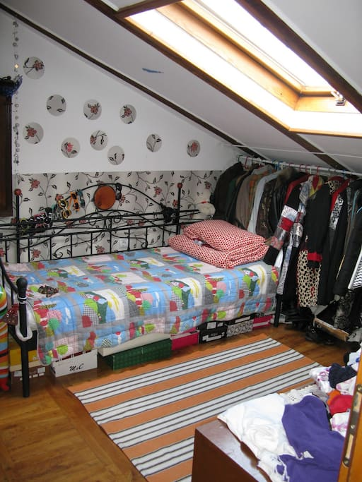 bedroom No1., bad for one person
