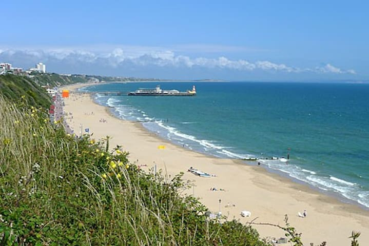 Couples Hideaway in Great Location - Bournemouth - Apartemen