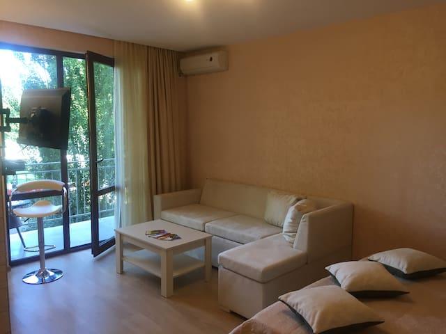 Sun Zone Apartment