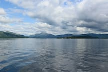 The Loch and the Ben