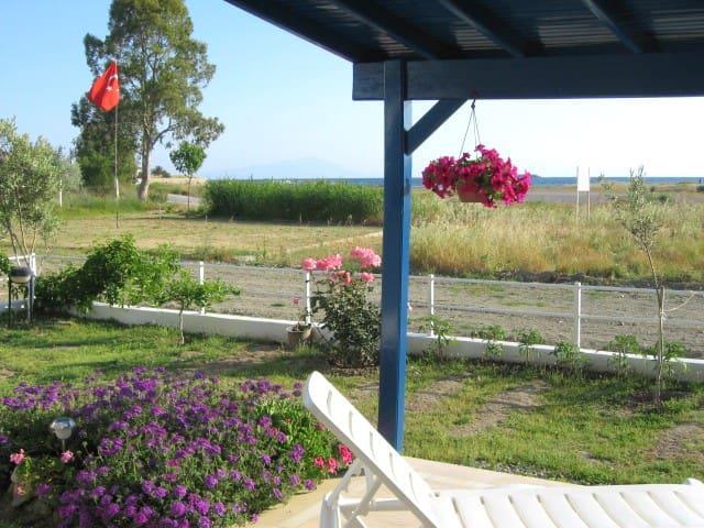 Summer house beach view - Seferihisar