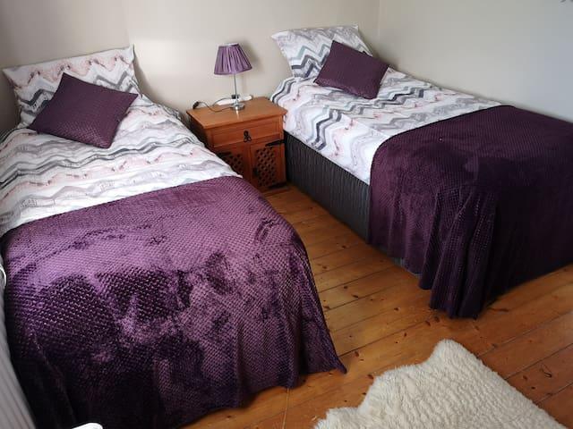Cosy Triple room (Breakfast inc.)