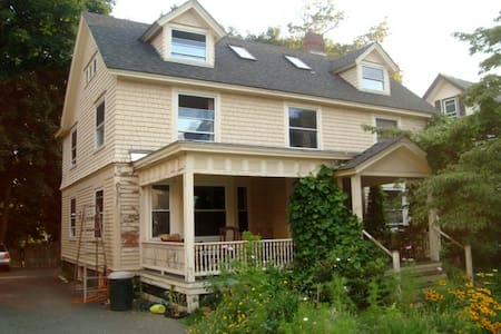 Lovely home in downtown Greenfield