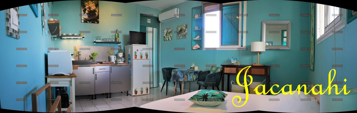 Charming Holiday Studio in Guadeloupe (FWI)