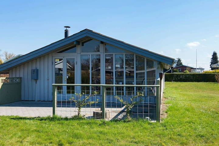 Lovely Holiday Home in Hejls with Conservatory