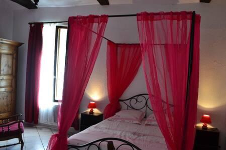 chambre d'hote dans les Cevennes - saint julien d'arpaon - Bed & Breakfast