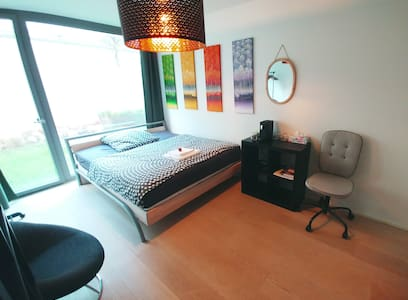 Room in  a beautiful appartment