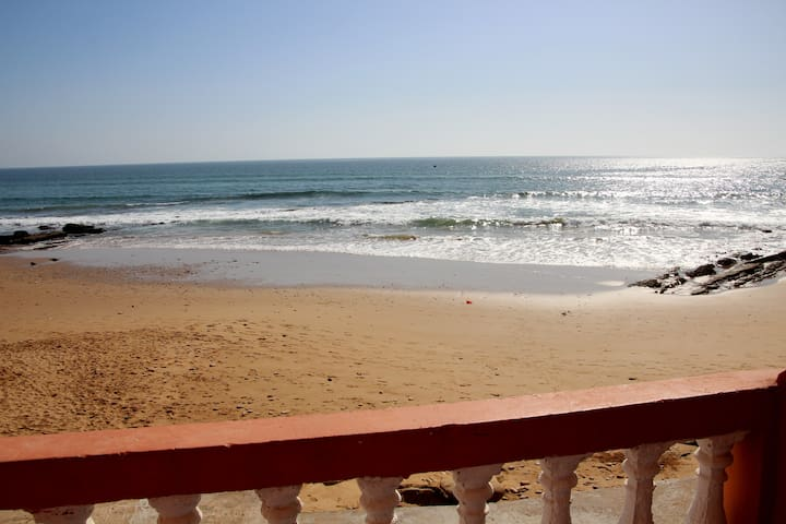 Charming Beach Front Apartment - Taghazout