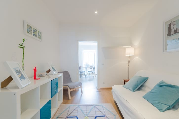 Charming apartment in city center - Lisboa