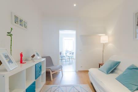 Charming apartment in city center - Lissabon - Lägenhet