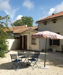 Charming French Gite The House - Villiers-le-Roux - Haus