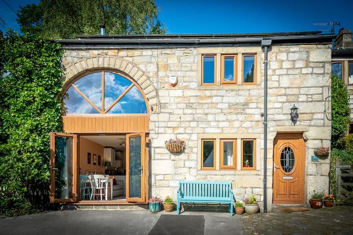 Woodbottom Farm - a splendid Yorkshire getaway