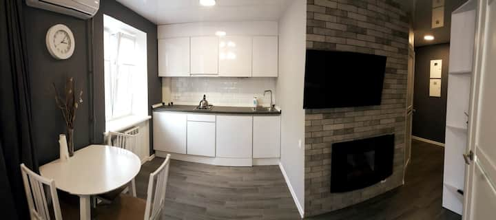 "New apartment "" Grayli"" near metro 23 Augusta"