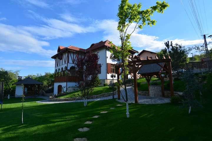 Villa Victoria Sunny Countryside in Prahova Valley - Breaza de Sus