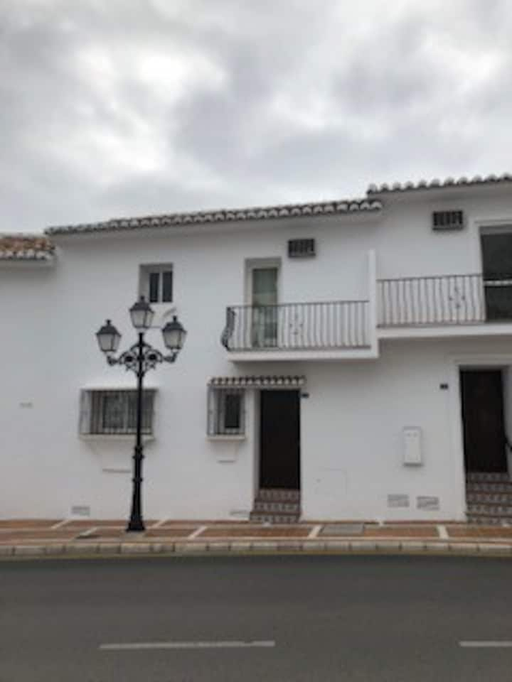 Charming Townhouse in Mijas village with pool
