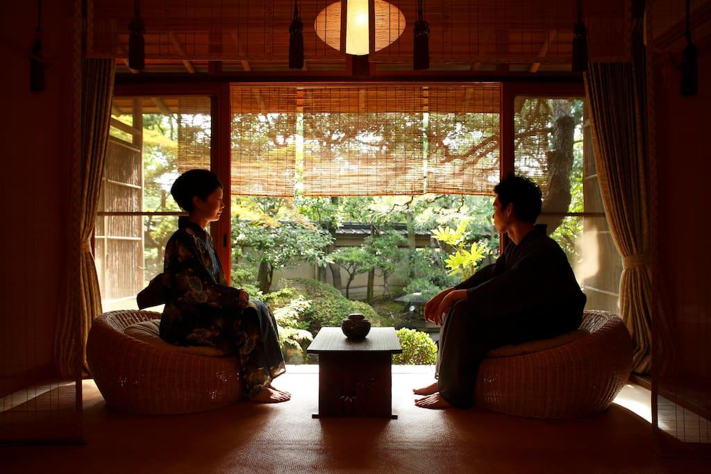 KYOTO GARDEN RYOKAN YACHIYO   room15