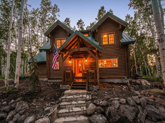 Lake Creek Cabin + ComplimentaryConcierge Services - Heber City - Kulübe