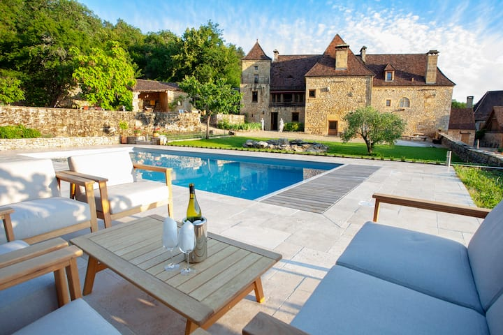 Maison Montruf Luxury in the Heart of the Dordogne